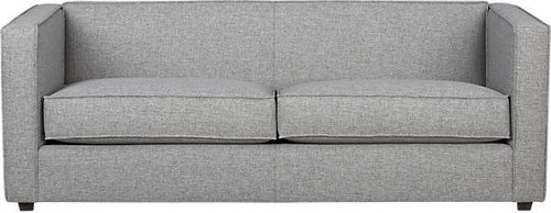 Club Grey Sofa