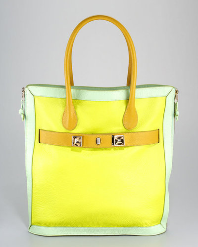 Proenza Schouler PS11 Colorblock Tote