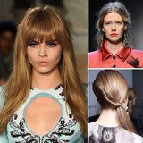 See The Best Hair and Makeup Looks From Milan Fashion Week