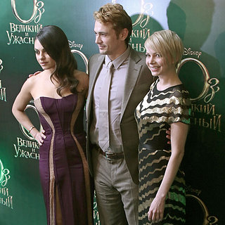 Oz the Great and Powerful Russia Premiere
