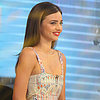 Miranda Kerr on Good Morning America Feb. 2013 | Pictures