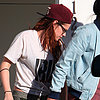 Kristen Stewart Limping in Hollywood | Pictures