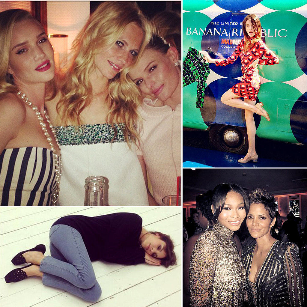 Let's Be Social: The Week's Stylish Social-Media Snaps