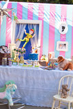Nursery Dessert Table