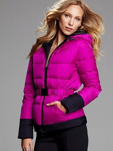 Winter Coat Jacket Magenta Fucsia