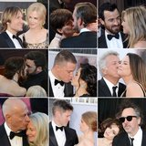 Oscar Couples Show the Love at the Academy Awards