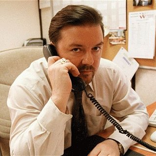 Ricky Gervais Returns to The Office's David Brent