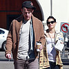 Channing Tatum and Jenna Dewan Get Coffee in Santa Barbara