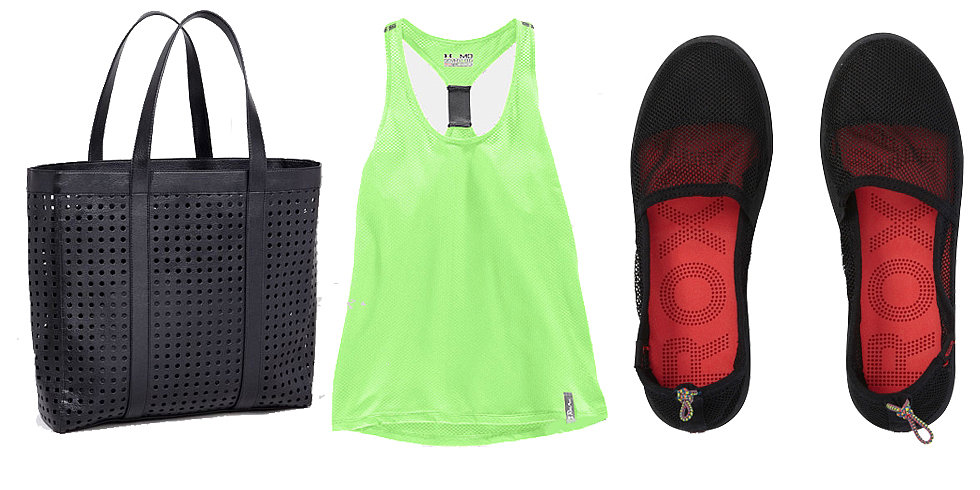 10 Perfectly Perforated Finds to Freshen Up Your Workout Wardrobe