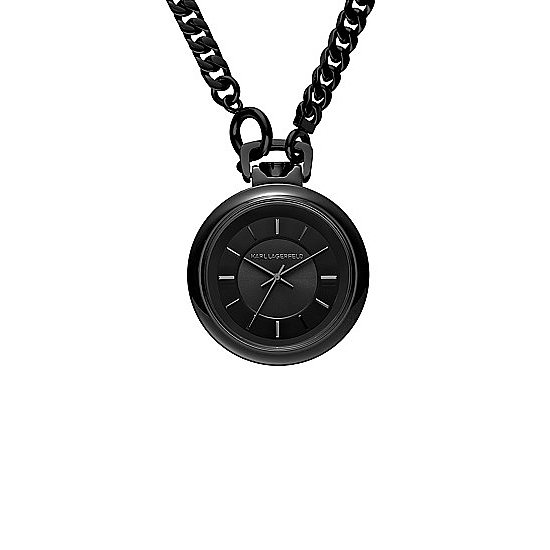 Karl Lagerfeld Karl Chain Watch ($350).