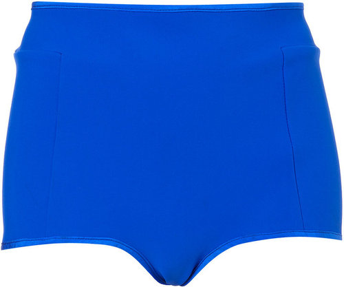 **Topshop For Opening Ceremony Knicker Shorts