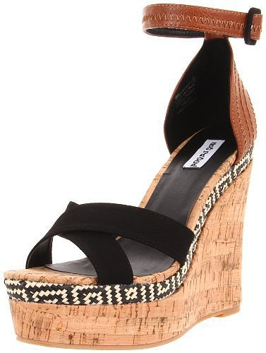 Not Rated Women's Match Maker Wedge Sandal