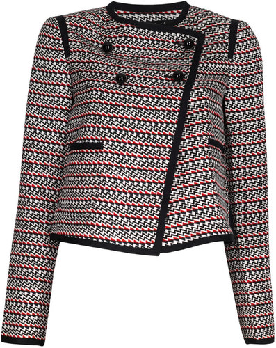 Elizabeth and James Freddie Boucle Jacket