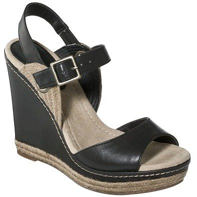 Womens Mossimo Supply Co. Wenda Espadrille Wedge Sandal - Assorted Colors