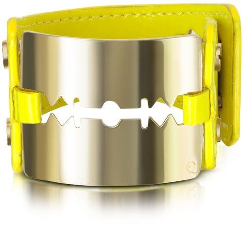 McQ Alexander McQueen Razor Cuff Bracelet