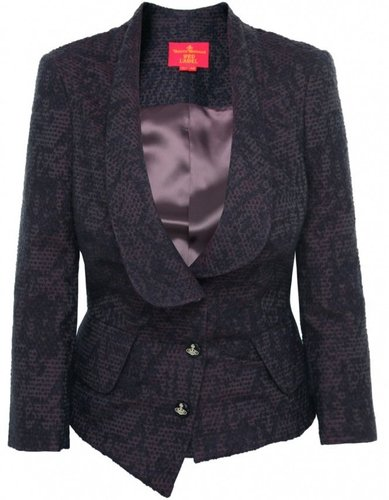 Women&#039;s Vivienne Westwood Red Label Boucle Jacket