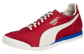 Puma ROMA SLIM NYLON Trainers green