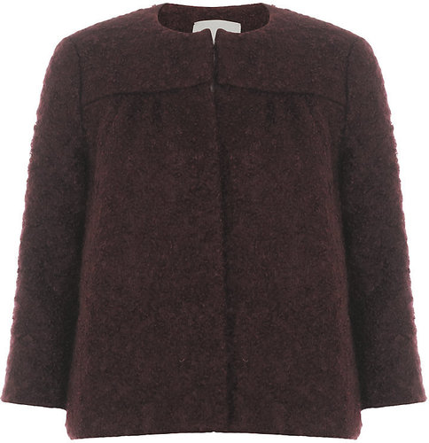 Zo Jordan Molton Boucle Wool Jacket