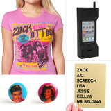 Gifts For Zack Morris Fan Girls