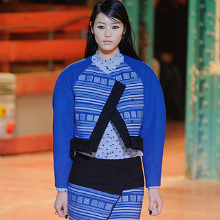 Kenzo Review | Fashion Week Fall 2013