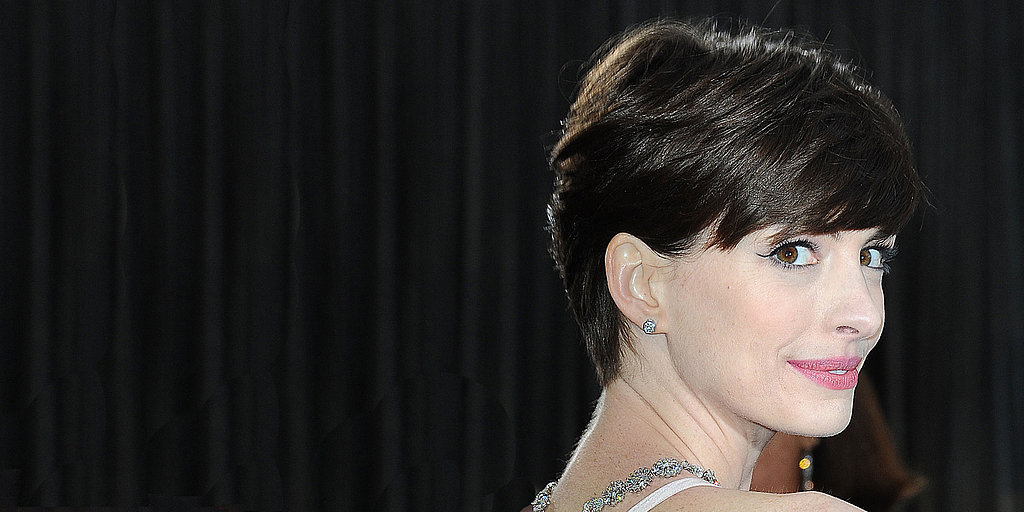 Get Anne Hathaway's Oscars Look Straight From Her Makeup Artist