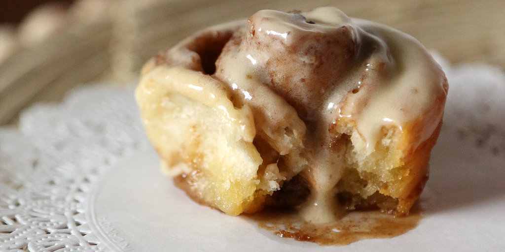 Sinfully Quick Cinnamon Rolls