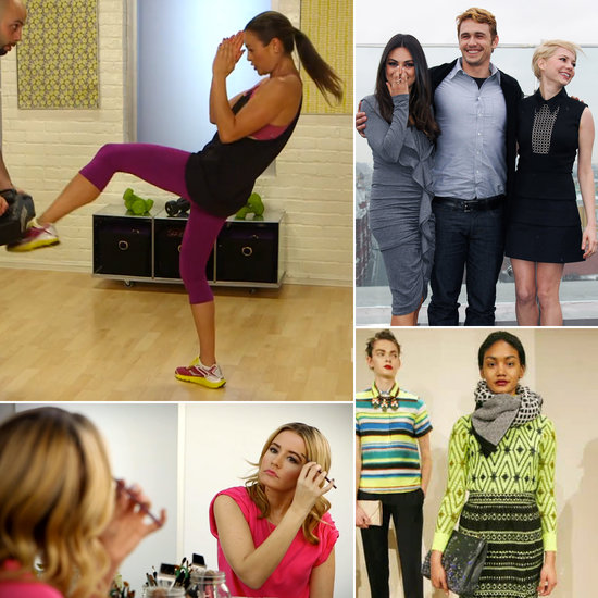 Pairing Prints and Basic Krav Maga : The Best of POPSUGARTV This Week!