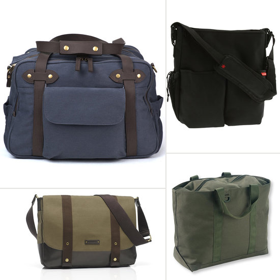 Diaper Bags That Are Cool Enough For Dad to Carry