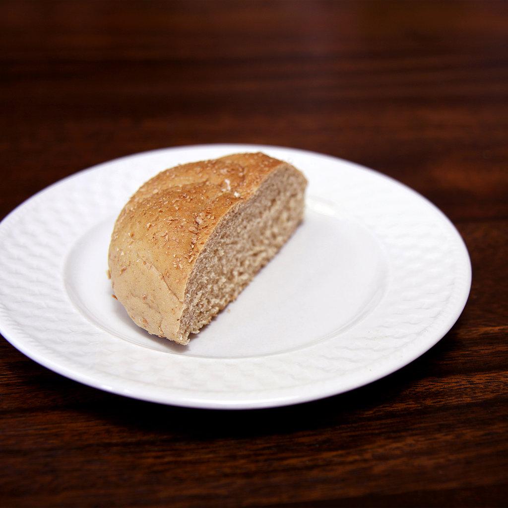 Whole Wheat Kaiser Roll