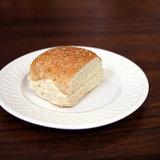 Whole Wheat Hamburger Bun