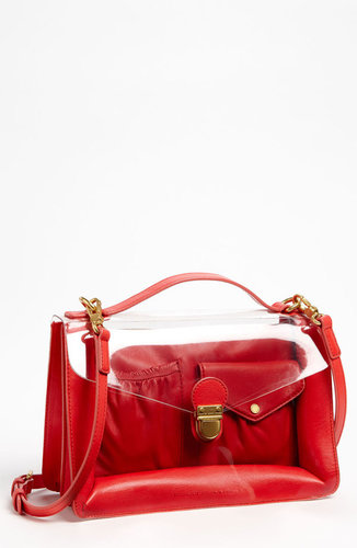 MARC BY MARC JACOBS 'Clearly' Top Handle Satchel