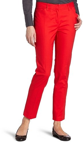 Kenneth Cole Women's Crop Tunnel Pant