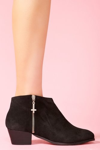Kia Ankle Boot - Black