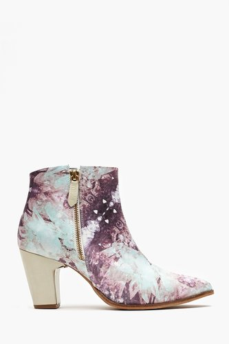Quartz Ankle Boot