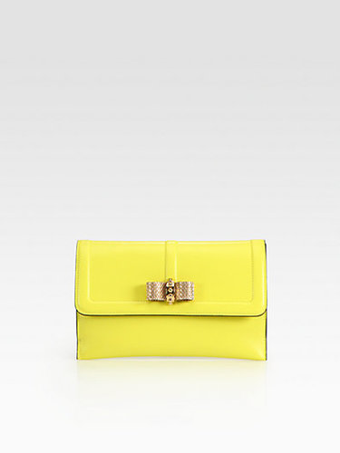 Christian Louboutin Sweet Charity Pouchette Clutch
