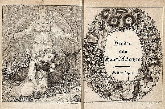 Grimms' Fairy Tales, 1812