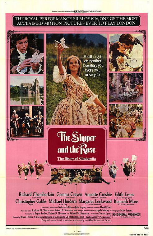 The Slipper and the Rose, 1976