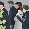 Kate Middleton, Prince William &amp; Prince Harry At Wedding