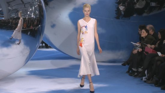 Christian Dior Fall '13 Is Stunning — and Made For the Red Carpet