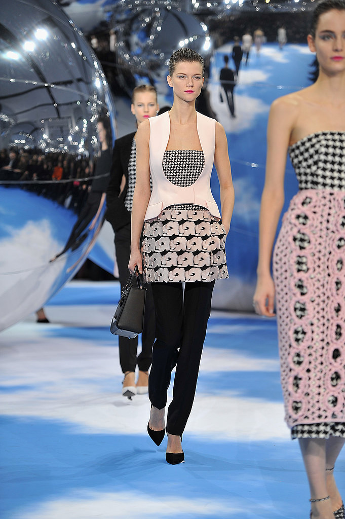 2013 Autumn Winter Paris Fashion Week: Christian Dior