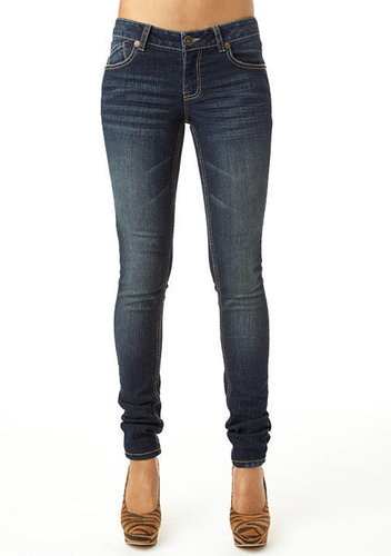 Paris Blues Dark-Wash Skinny Jean