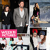 Celebrity Pics: Ben Affleck &amp; Jennifer Garner, Miranda Kerr