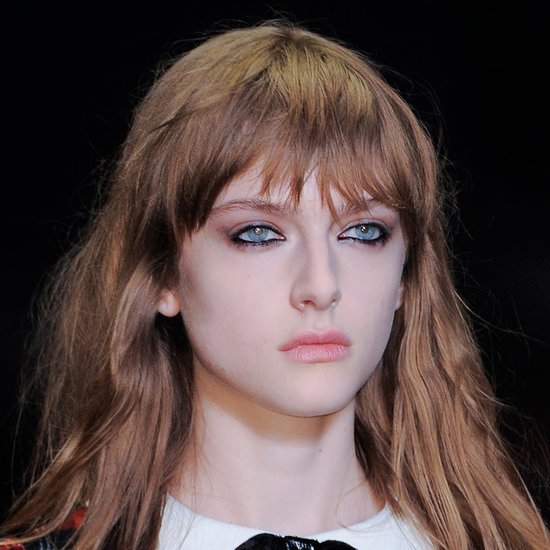 Saint Laurent Channels '90s Grunge With Just-Out-of-Bed Beauty