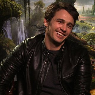 James Franco Interview For Oz the Great and Powerful | Video