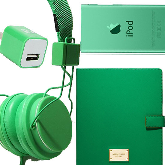 Regal Tech Gear in Pantone's Color of the Year: Emerald