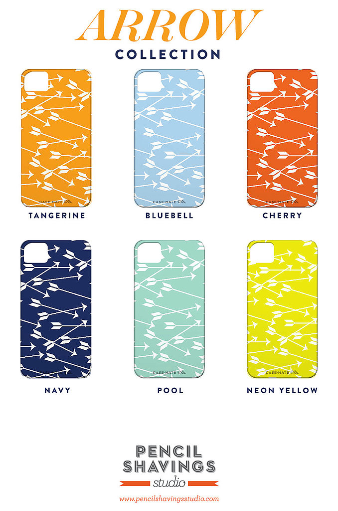 Arrow iPhone 4S/5 Case
