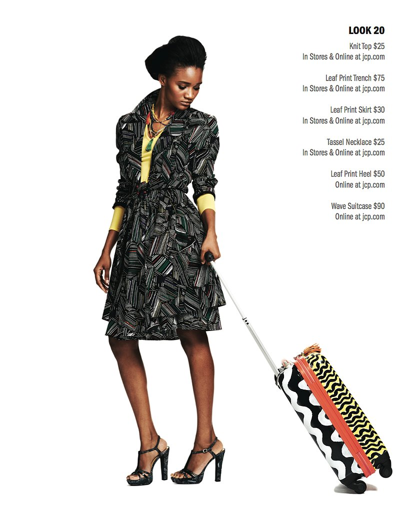 Duro Olowu for JCPenney collection