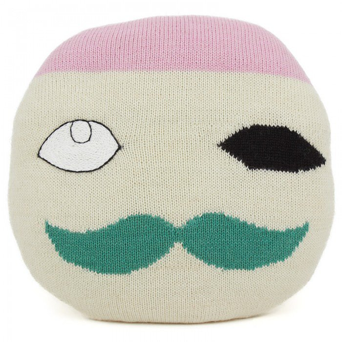 Lucky Boy Sunday Pirate Cushion