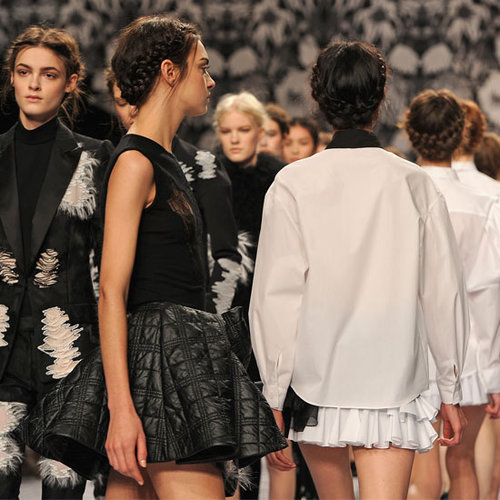 Viktor & Rolf's 2013 Winter Paris Fashion Week Show Pictures
