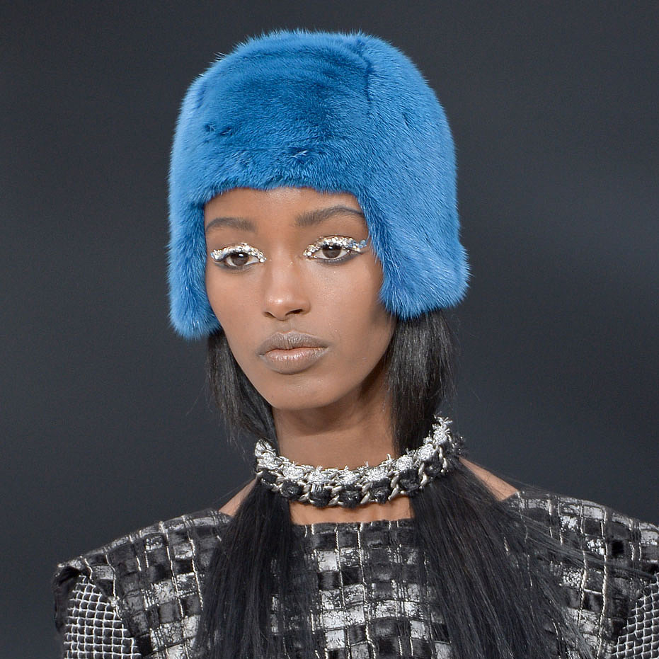 Chanel Shows Us How to Make Glitter Chic For Fall